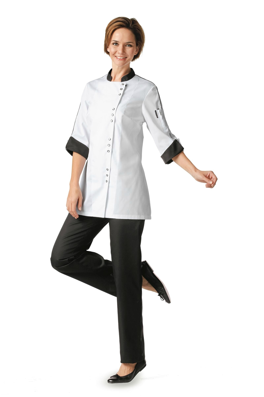Designer Chef Jackets for Women