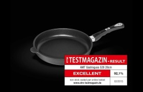 - AMT frying pan with handle