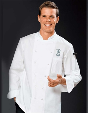 Navalo Chef Jacket in Fine Cotton