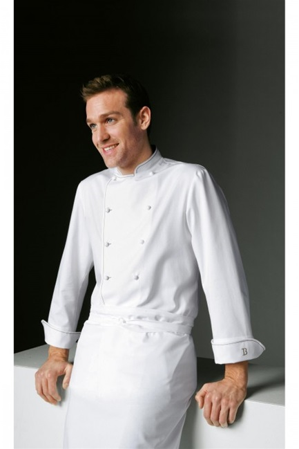 Madrid Chef Jacket