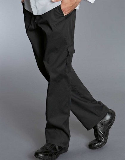 Denvery brown chef pants