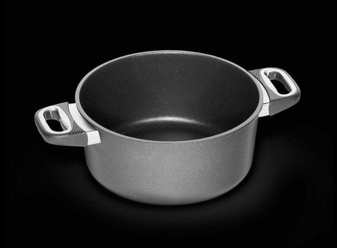 - AMT Pot with side handles